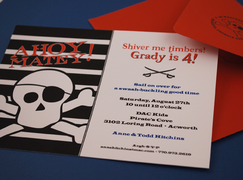 grady   |   pirate party